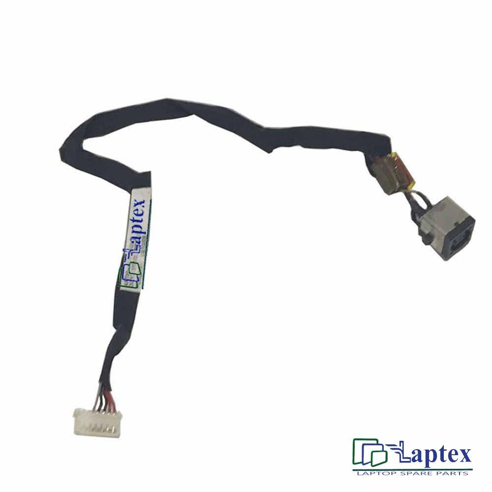 DC Jack For Dell Studio 1745 With Cable